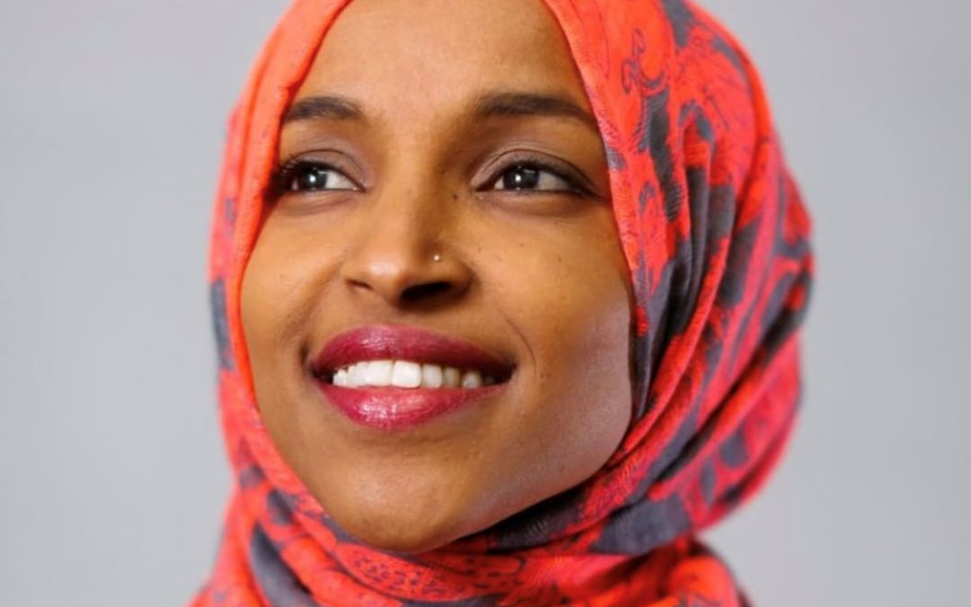 Omar appears to be siding with 9/11 terrorists
