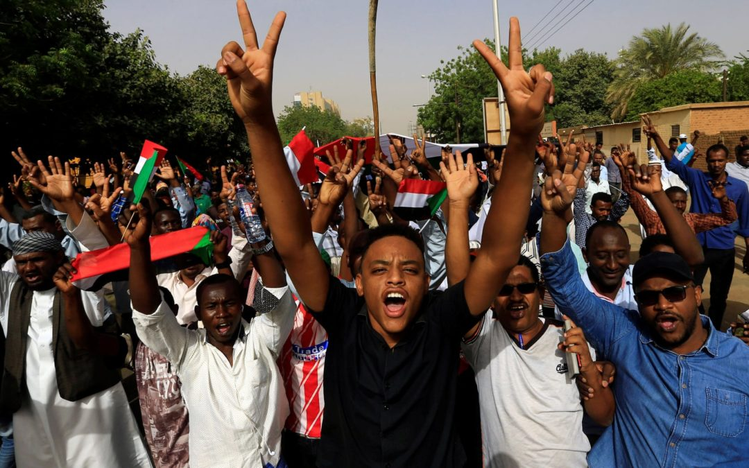 COUP IN THE SUDAN: IS IT THE SECOND WAVE OF THE ARAB SPRING UNFOLDING?