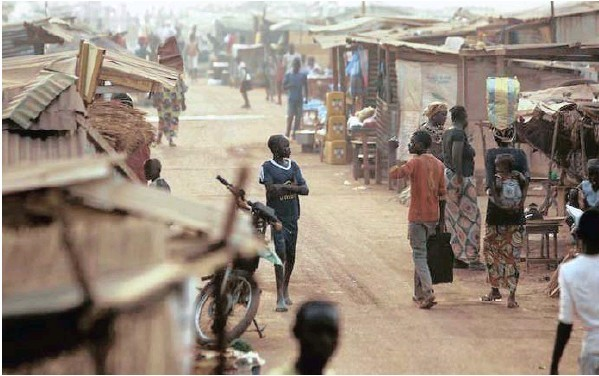 Central African Republic: A Playground for Imperialist Forces