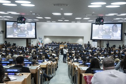 A STRIDENT CALL FOR A TOTAL OVERHAUL AT THE UN GENERAL ASSEMBLY