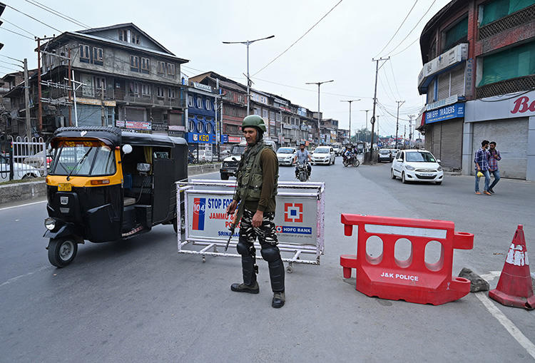Kashmir's news media faces existential crisis amid restrictions, arrests