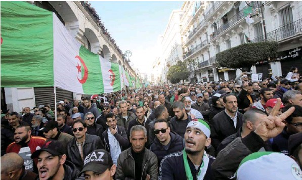The Rejection of Algerian Elections in the Name of Democracy