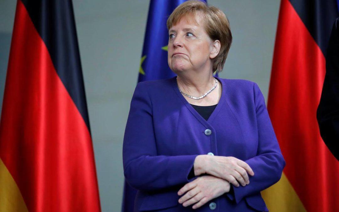 Merkel's Defense of Israel's War Crimes Undermines ICC & Rule of Law
