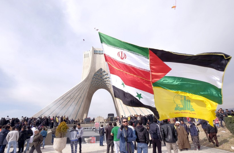 Iran & Palestine Face Double Whammy: Sanctions & Covid 19