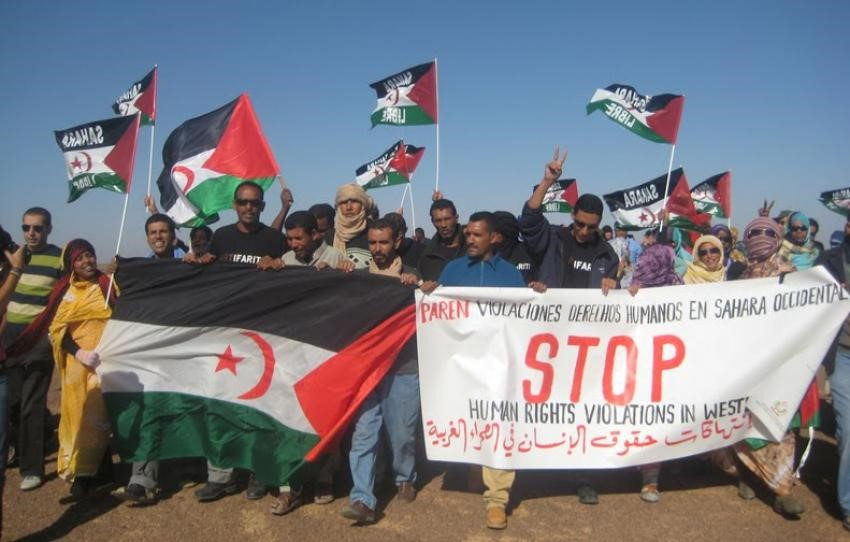 MORROCO SHOULD STOP GIVING AFRICA A COVID-19 LECTURE AND GET OUT OF WESTERN SAHARA INSTEAD