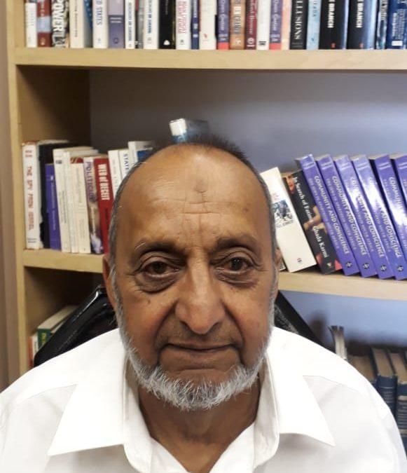 A giant has fallen: Ibrahim Vawda