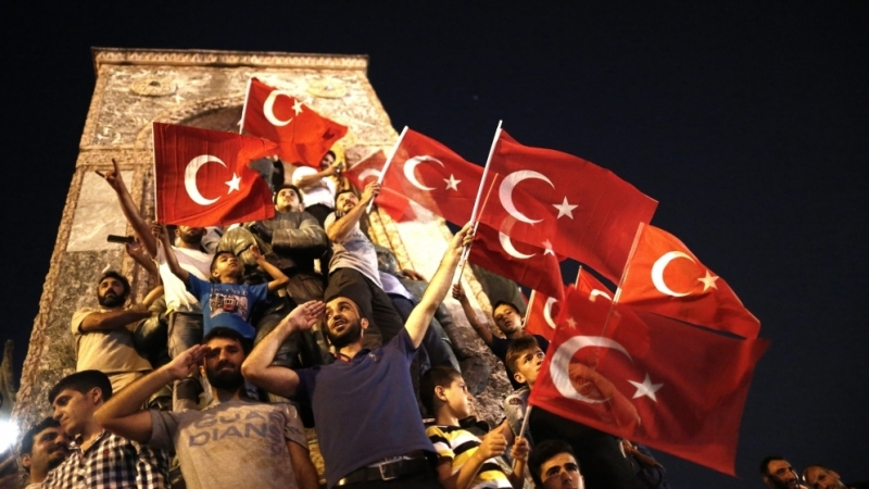 DECODING THE FAILED TURKISH JULY 15 COUP ATTEMPT