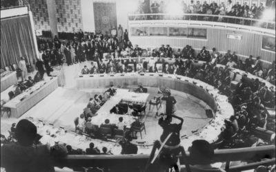 Israel's Observer Status at AU faces legal challenge