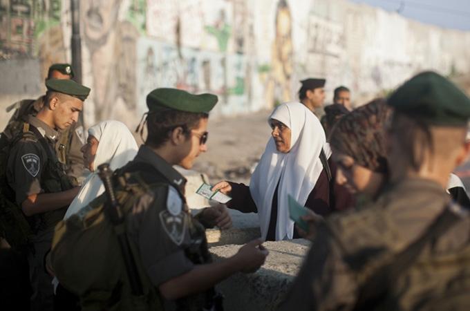 Israel's Gaza Bantustan