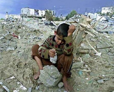 Gaza's viability at stake – Reuters