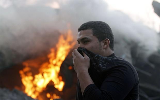 On Gaza