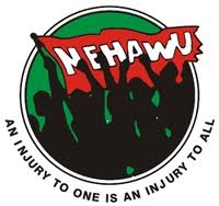 NEHAWU Condemns Bruatlization by CSO