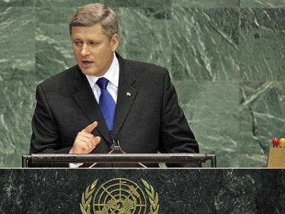 Apologies from Canada- Congrats Palestine