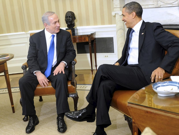 Why Obama won't take on Israel